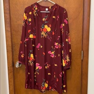 Old navy dress size large, NWT